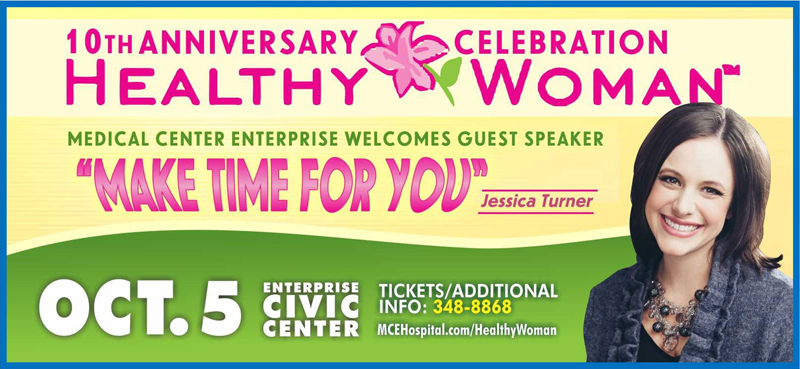 Healthy Woman Event
